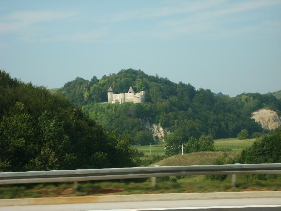 отдых в хорватии замки