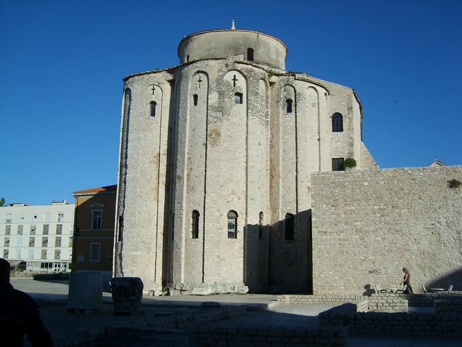 Отдых в Хорватии, собор в старом городе